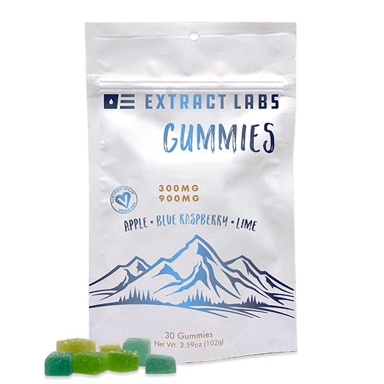 Extract Labs 30% Off All Gummies 2